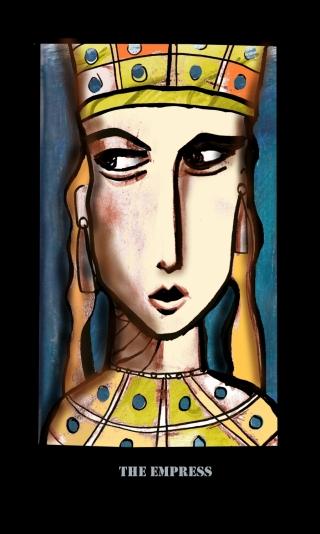 tarot empress
